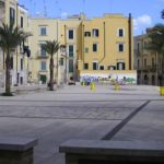 Trani: la piazza racconta...